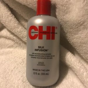 Other - CHI silk infusion new 12 oz